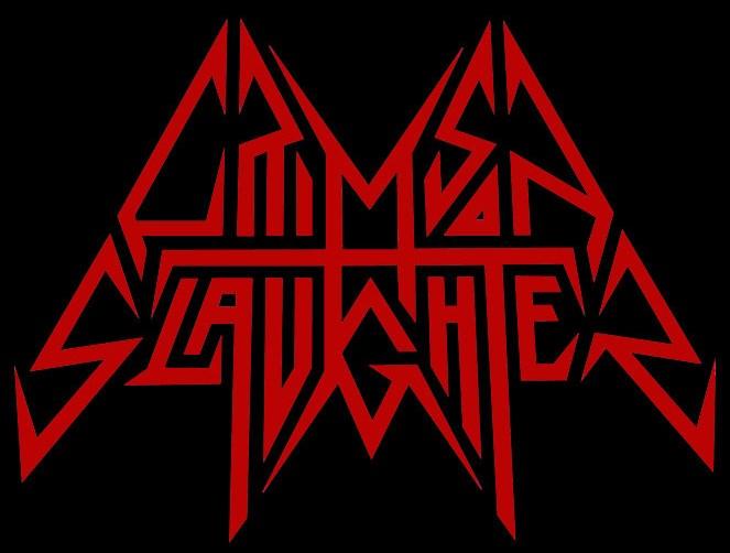 Crimson Slaughter - Logo