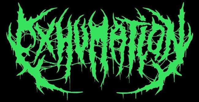 Exhumation - Logo