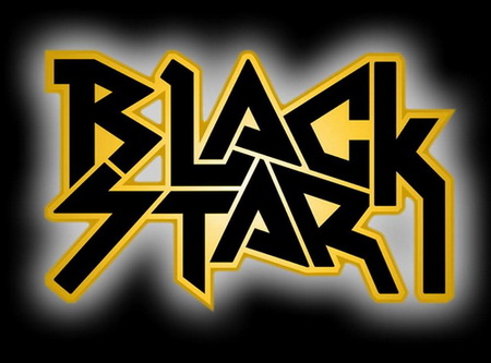 Black Star - Logo