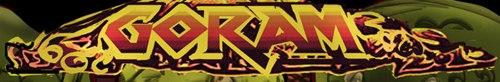 Goram - Logo