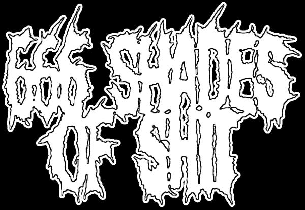 666 Shades of Shit - Logo