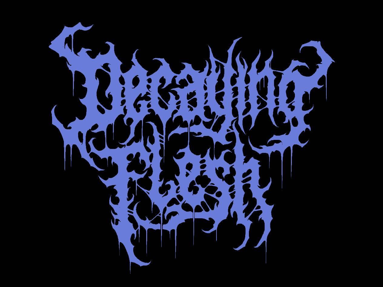 Decaying Flesh - Logo