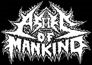 Ashes of Mankind - Logo