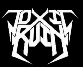Toxic Ruin - Logo