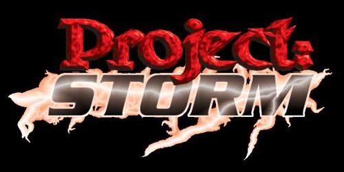 Project: Storm - Logo