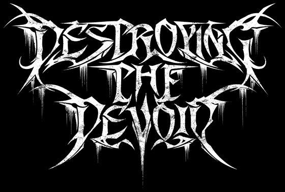 Destroying the Devoid - Logo