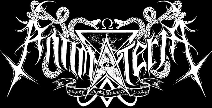 Antimateria - Logo