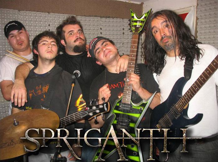 Spriganth - Photo