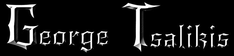 George Tsalikis - Logo