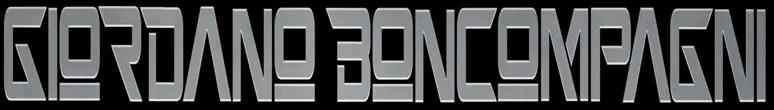 Giordano Boncompagni - Logo