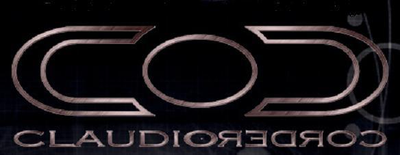 Claudio Cordero - Logo