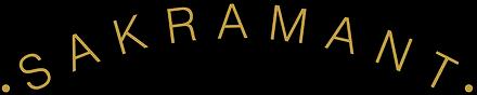Sakramant - Logo