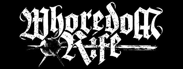Whoredom Rife - Logo