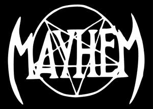 Mayhem - Logo