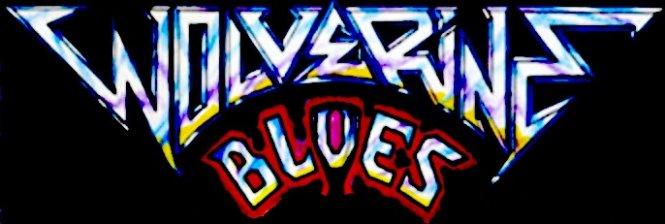 Wolverine Blues - Logo