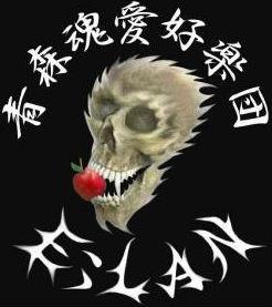 E;LAN - Logo