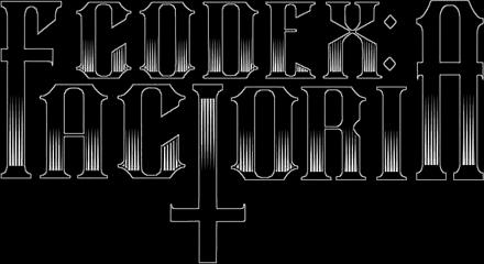 Codex: Factoria - Logo
