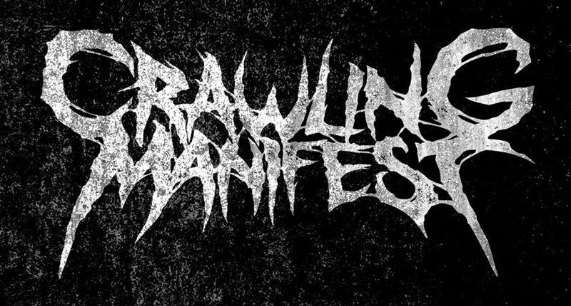 Crawling Manifest - Logo