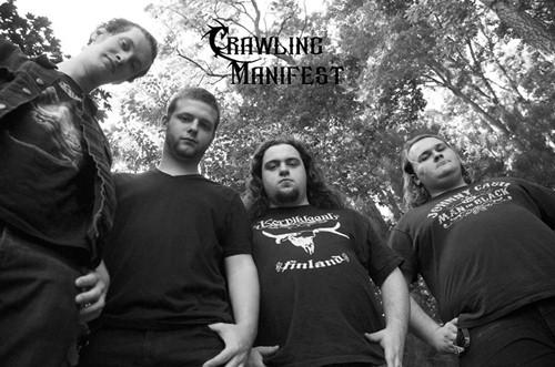Crawling Manifest - Photo
