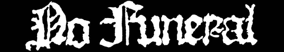 No Funeral - Logo