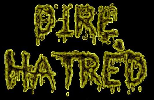 Dire Hatred - Logo