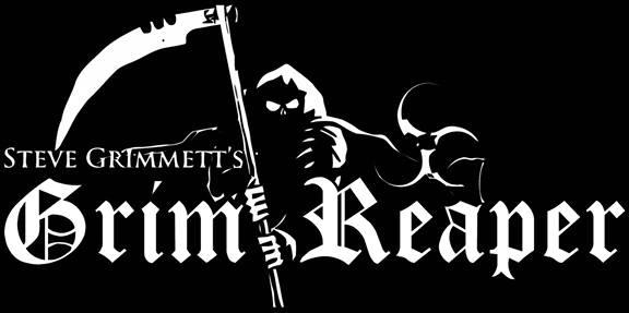 Steve Grimmett's Grim Reaper - Logo