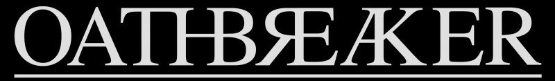 Oathbreaker - Logo