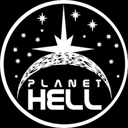 Planet Hell - Logo