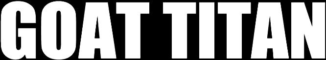 Goat Titan - Logo