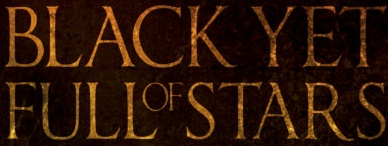 Black Yet Full of Stars - Logo