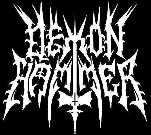Demon Hammer - Logo