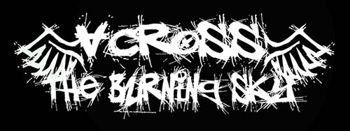 Across the Burning Sky - Logo