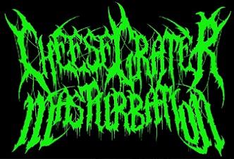 Cheese Grater Masturbation - Logo