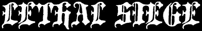Lethal Siege - Logo
