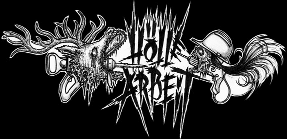Hölle Arbeit - Logo