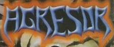 Agresor - Logo