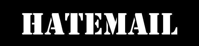 Hatemail - Logo