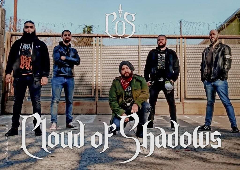 Cloud of Shadows - Photo