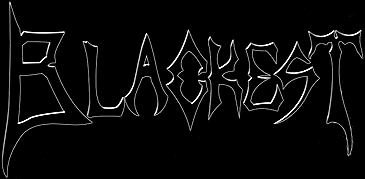 Blackest - Logo