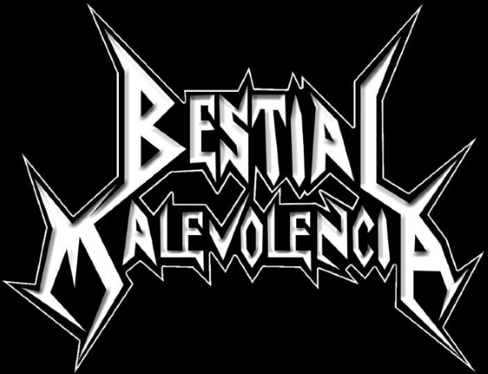 Bestial Malevolencia - Logo