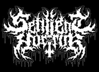 Sentient Horror - Logo