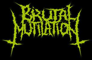 Brutal Mutilation - Logo