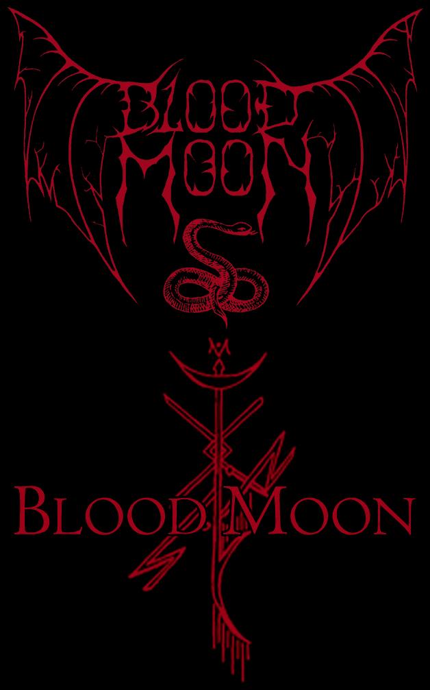 Blood Moon - Logo