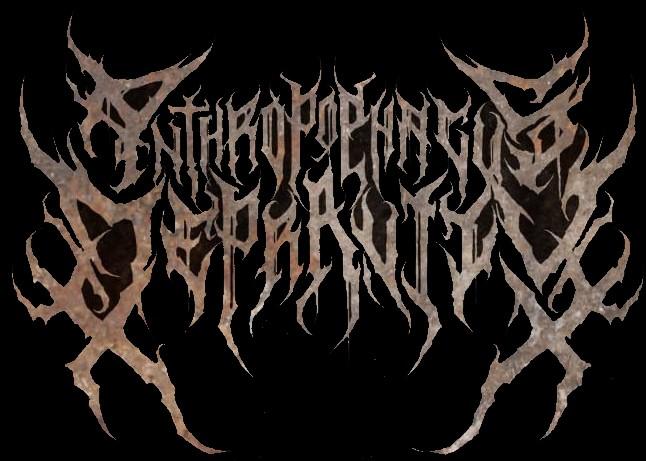 Anthropophagus Depravity - Logo