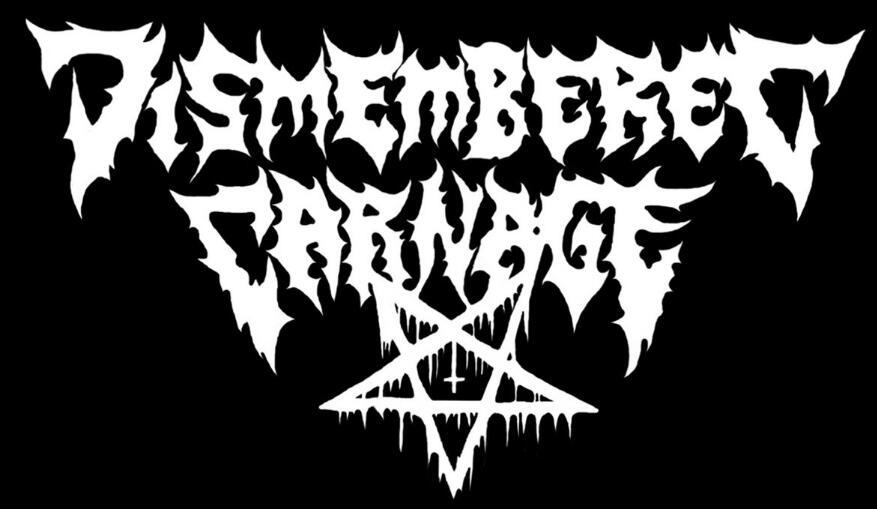 Dismembered Carnage - Logo