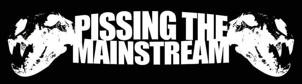 Pissing the Mainstream - Logo