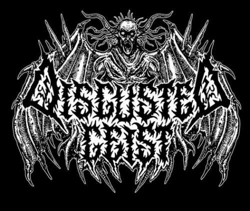 Disgusted Geist - Logo