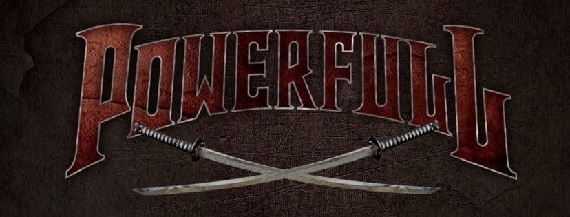 Powerfull - Logo