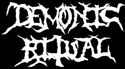 Demonic Ritual - Logo
