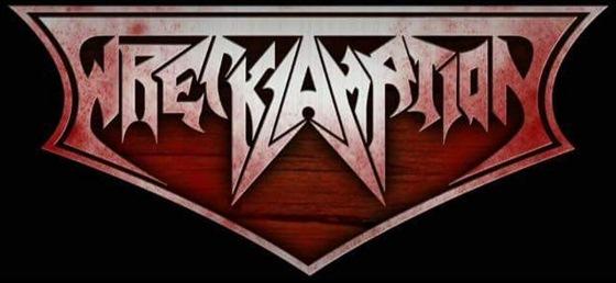 Wrecklamation - Logo